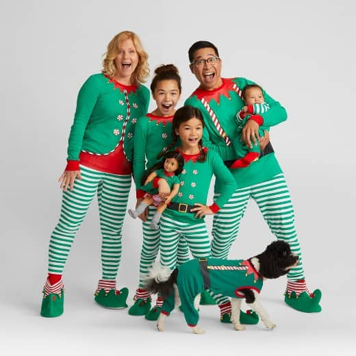 Funny Christmas Pjs.15 Of The Best Matching Family Christmas Pajamas Diy Candy