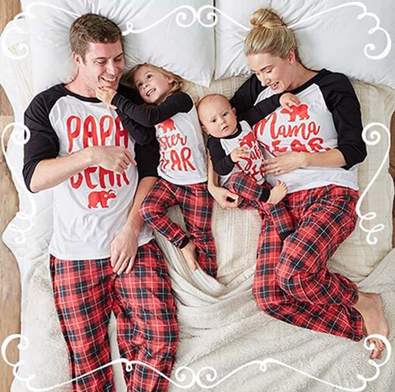 15 Of The Best Matching Family Christmas Pajamas Diy Candy