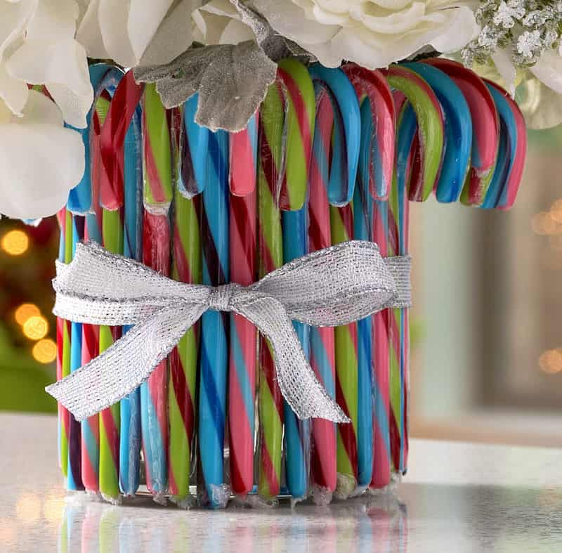 Candy Cane Christmas Decor