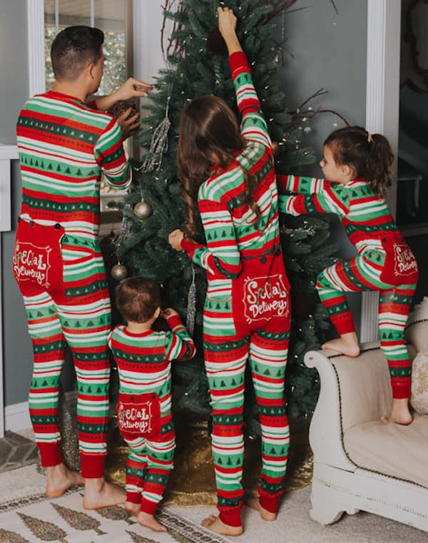 get matching family christmas pajamas for a unique and fun holiday these jammies are perfect