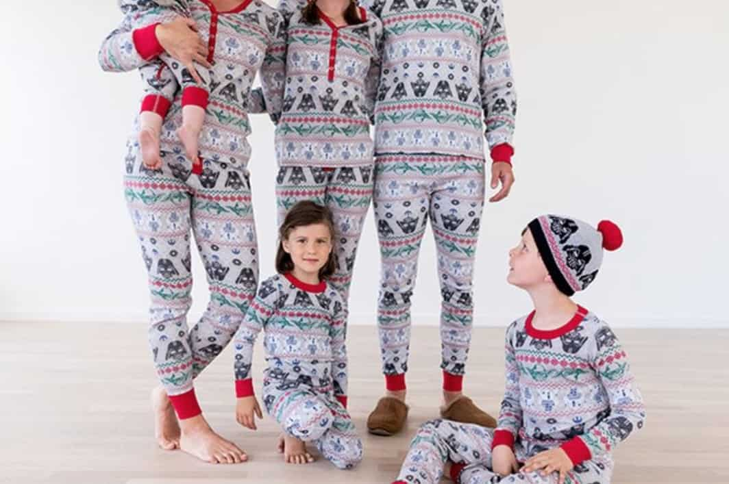 get matching family christmas pajamas for a unique and fun holiday these jammies are perfect i feel that these star wars - Star Wars Christmas Pajamas