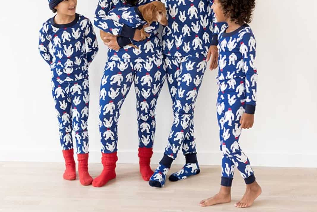 62c40ecc3e 15 of the Best Matching Family Christmas Pajamas - DIY Candy
