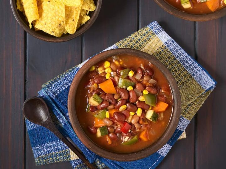 Weight Watchers Vegetarian Chili Recipe For Zero Points Diy Candy
