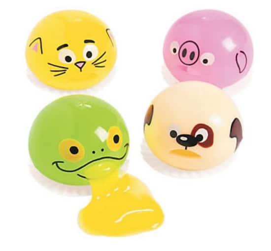 Animal Slime Toys
