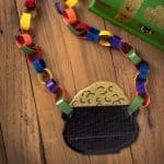 Pot of Gold DIY St. Patrick's Day Necklace Featured
