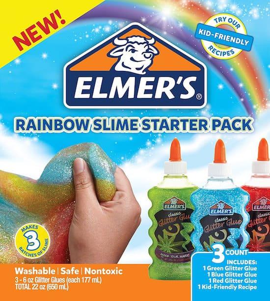 Elmers slime starter pack