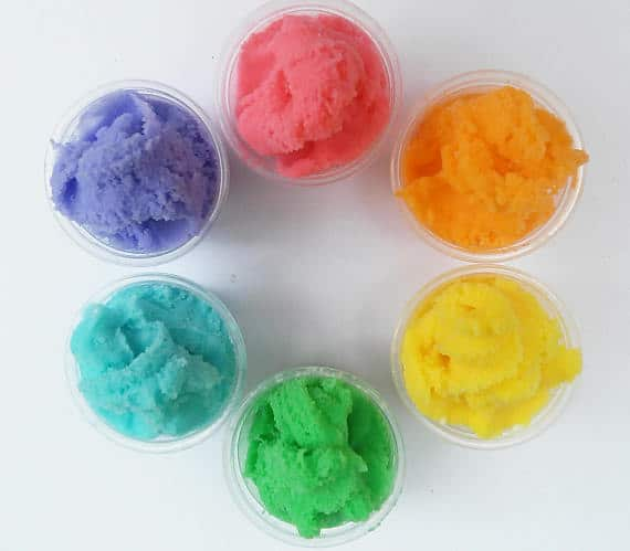 rainbow slime no borax