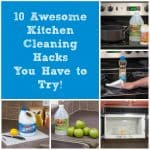 10 awesome kitchen cleaning hacks you have to try!
