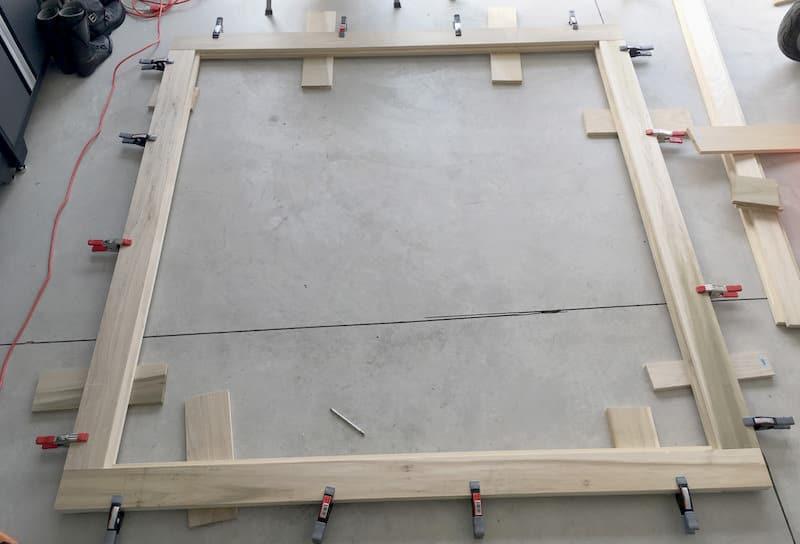 Step 6 modern platform bed