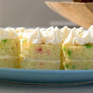 Funfetti Mini Cakes Recipe – Party or W...