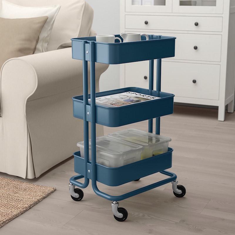 IKEA Raskog rolling cart