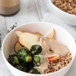 healthy farro bowl recipe