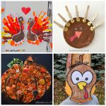 thanksgiving preschool crafts