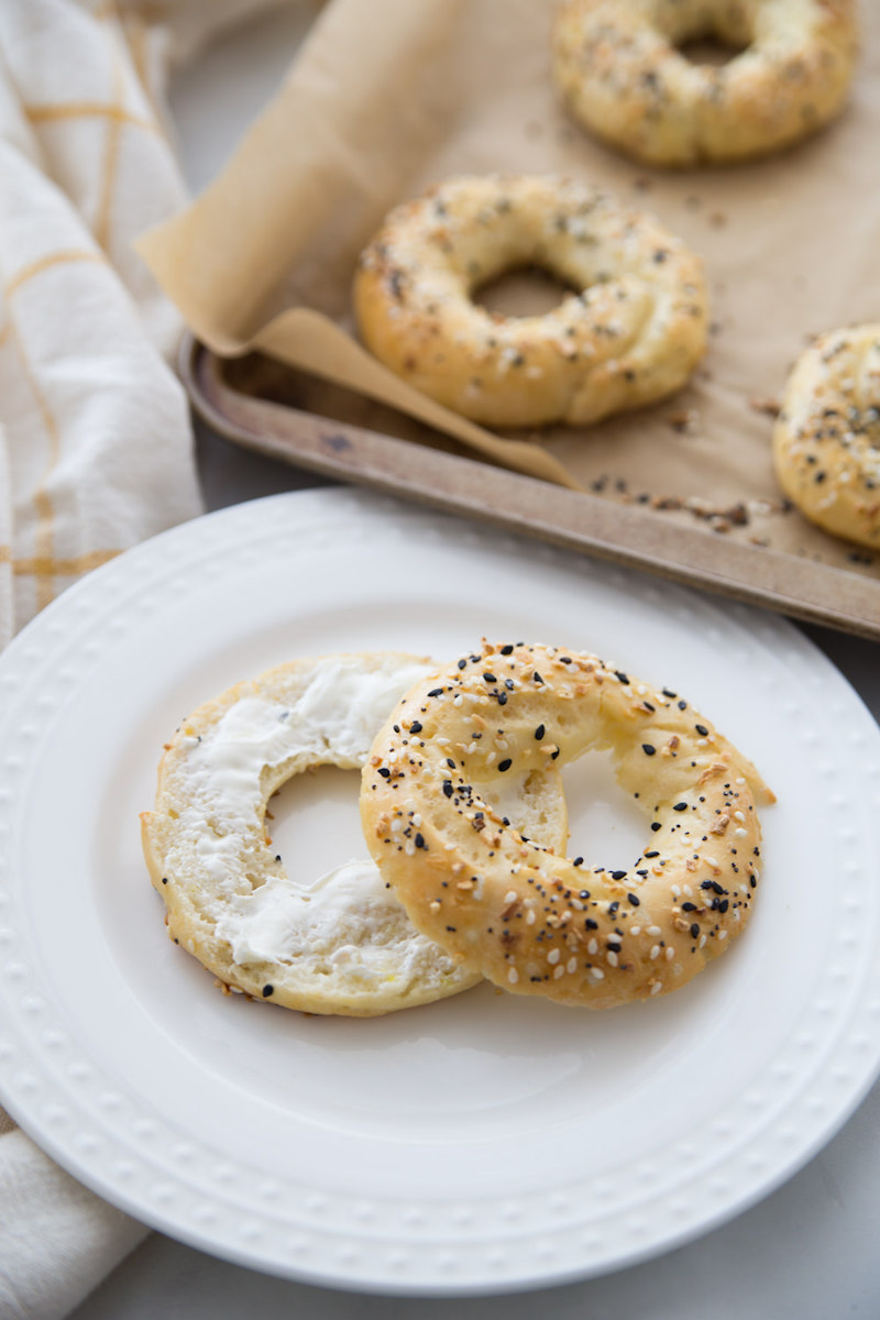 Weight Watchers Two Ingredient Bagels
