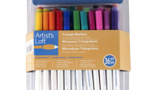 Artist's Loft Triangle Markers
