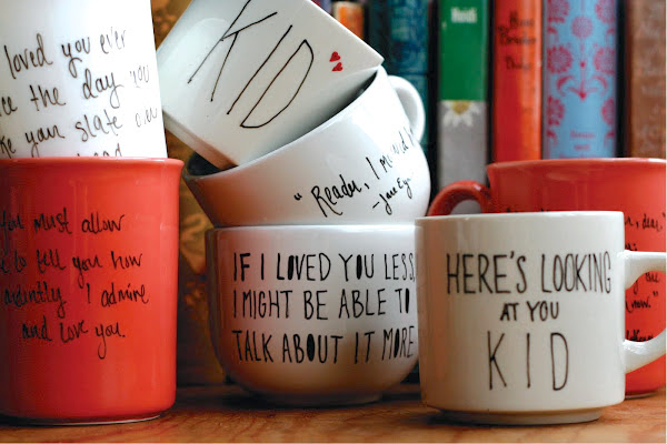 Favorite Quotes on Mugs