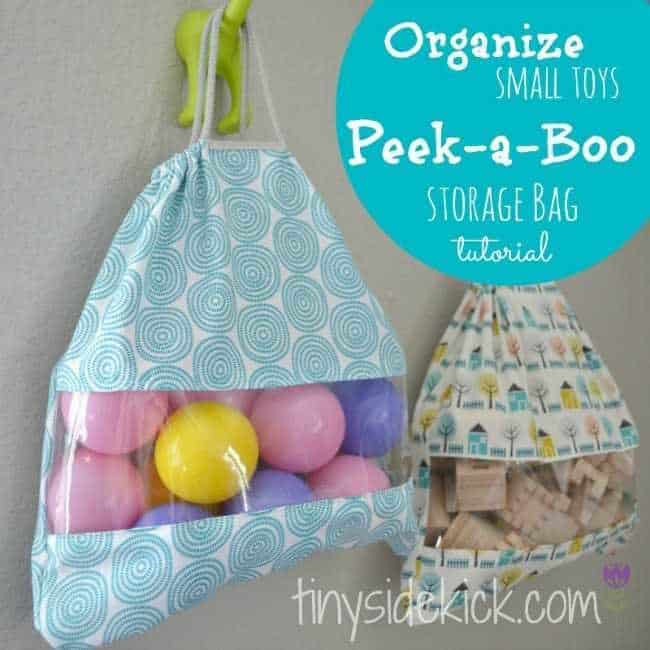 Peek-A-Boo Storage Bags
