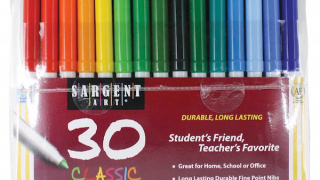 Sargent Classic Markers