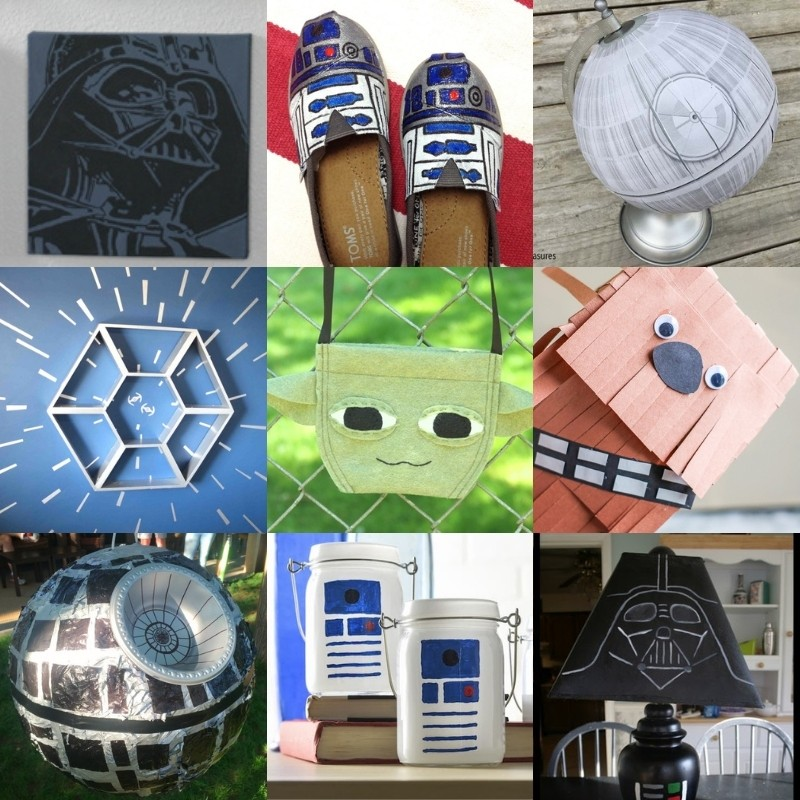 Unique Star Wars Crafts That Are Out Of