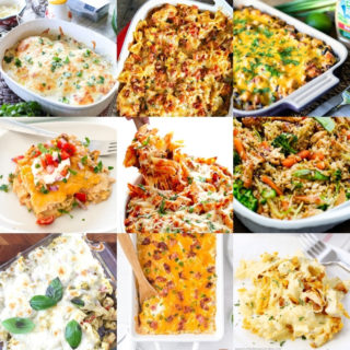 30 easy chicken casserole recipes
