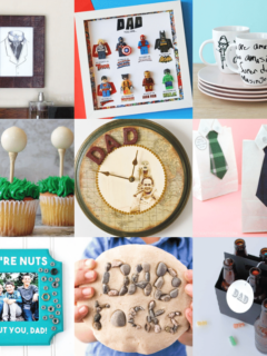 40 DIY Father's Day Gifts He'll Love