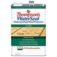 Thompson's WaterSeal, Clear