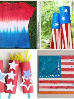 4th of July kids crafts