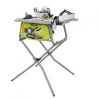Ryobi Table Saw with Folding Stand