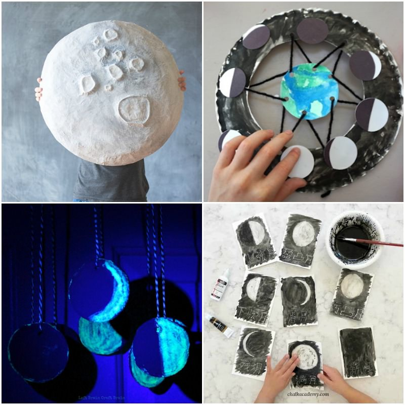 Moon crafts