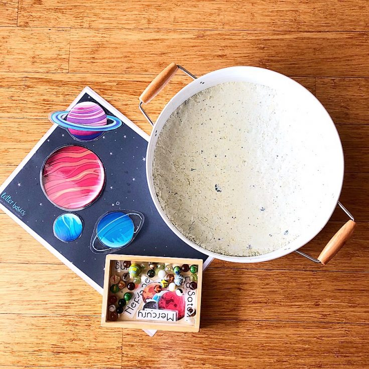 How to Make Moon Dust