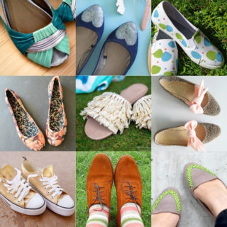17 Genius Ways to Upcycle Shoes