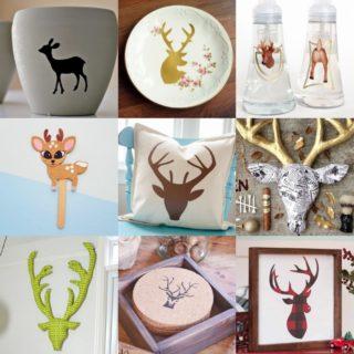 20 Deer Crafts for Autumn