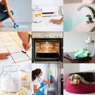 34 Homemade Cleaner Recipes