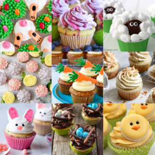 Easter Cupcakes feature image