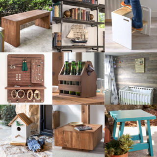 Easy woodworking projects feature image