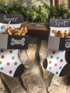 Home Depot Wooden Stockings