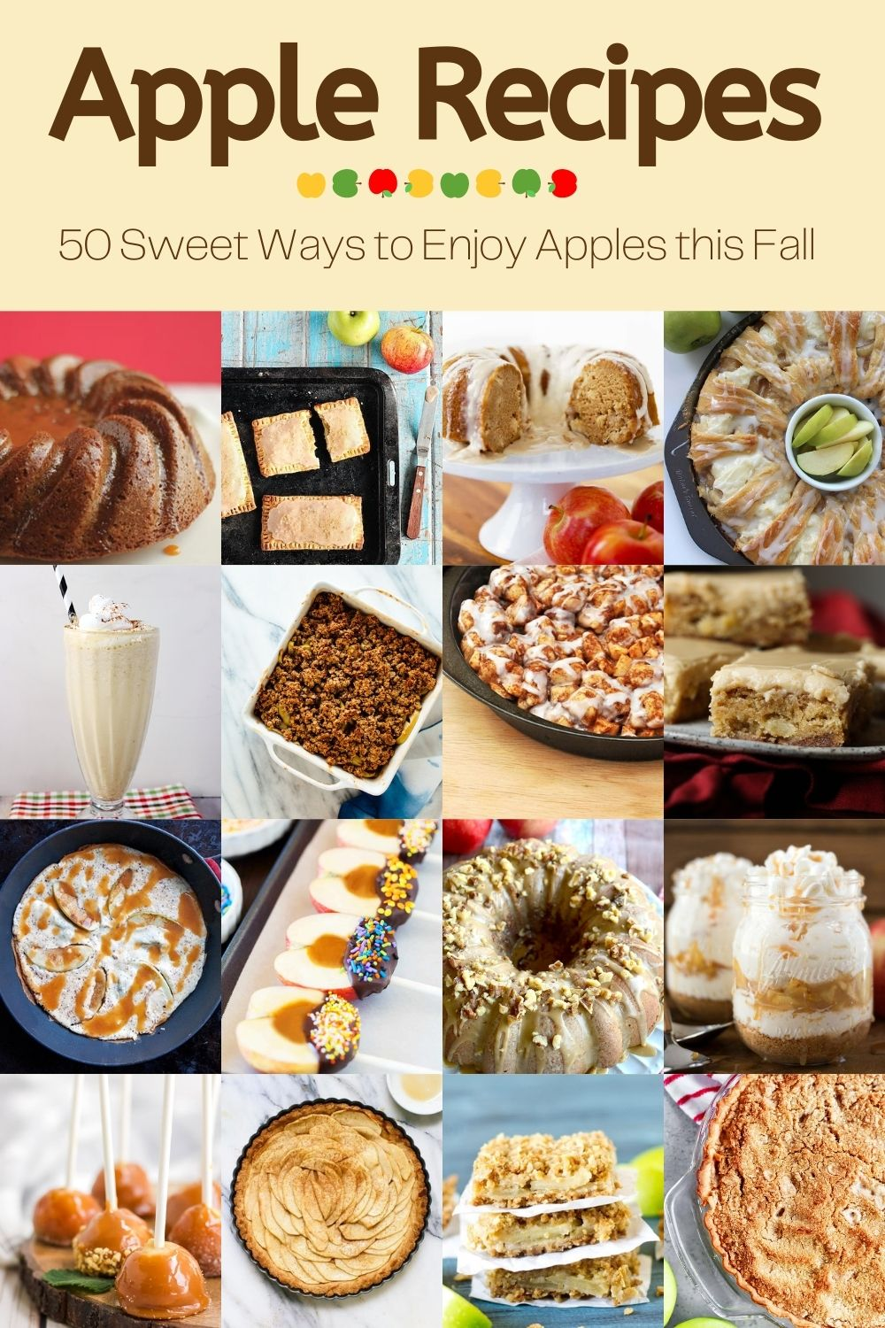 50 of Our Favorite Apple Recipes for Fall