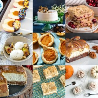 Fall Desserts: 35+ Recipes that Feature the Flavors of Fall