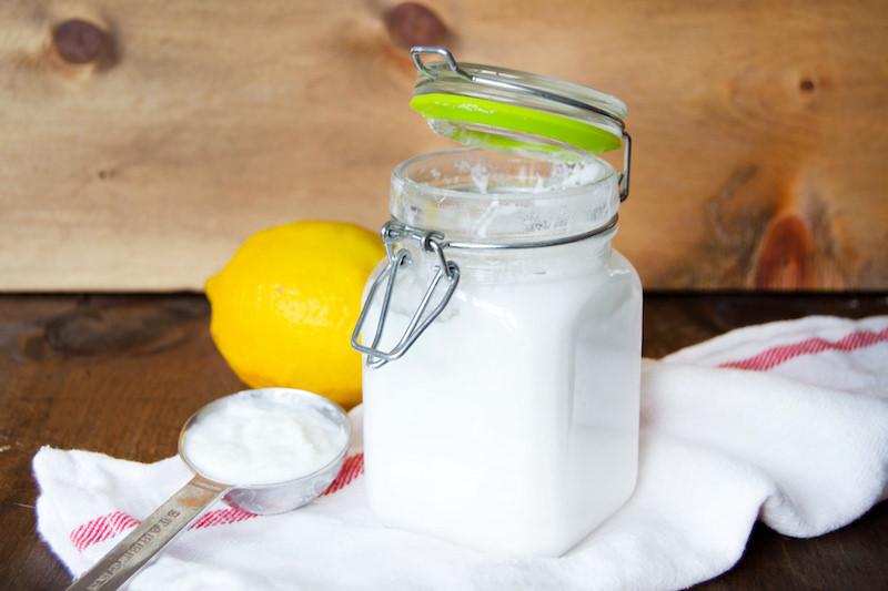 How to make soft scrub cleanser