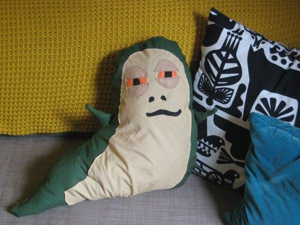 Jabba the Hutt Pillow