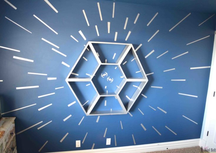 Star Wars Shelf and hyperspace wall 1024x724 1
