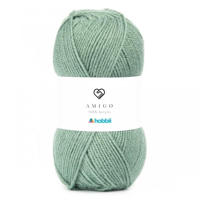 light worsted yarn