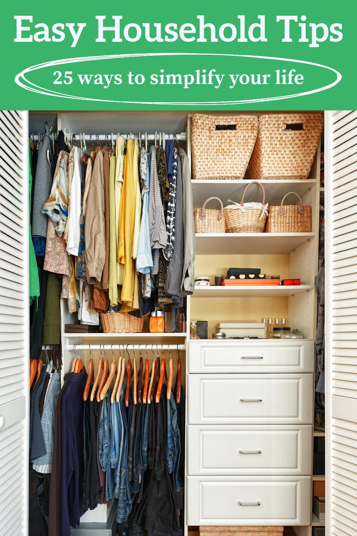Easy Household Tips