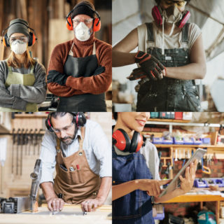 Woodworking Safety Equipment feature image