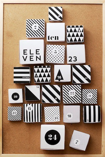 If you are ready to celebrate the countdown to Christmas, make an advent calendar! Here are 20 DIY advent calendars that will inspire you.